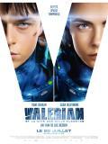 Affiche de Valérian et la Cité des mille planètes