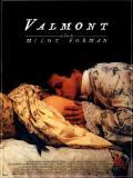 Affiche de Valmont