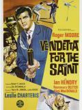 Affiche de Vendetta pour le Saint