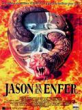 Affiche de Vendredi 13 Chapitre 9 : Jason va en enfer
