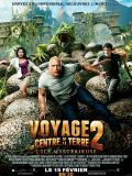 Affiche de Voyage au centre de la Terre 2 : L