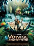Affiche de Voyage au centre de la Terre