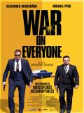 Affiche de War On Everyone