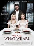 Affiche de We Are What We Are