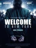 Affiche de Welcome to New York