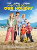 Affiche de What We Did On Our Holiday