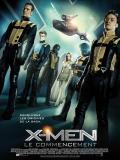 Affiche de X-Men: Le Commencement