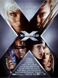 Affiche de X-Men 2