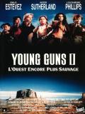 Affiche de Young Guns 2