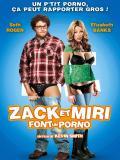 Affiche de Zack & Miri font un porno