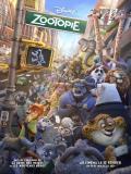 Affiche de Zootopie