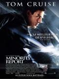 Affiche de Minority report