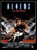 Affiche de Aliens le retour