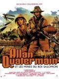 Affiche de Allan Quatermain et les mines du roi Salomon