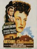 Affiche de Antoine et Antoinette