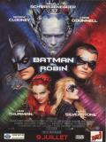 Affiche de Batman & Robin