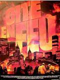 Affiche de Cité en feu