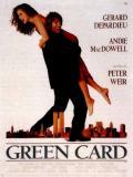 Affiche de Green card