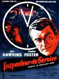 Affiche de Inspecteur de service