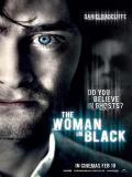 Affiche de La Dame en noir