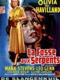 Affiche de La Fosse aux serpents