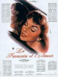 Affiche de La Française et l