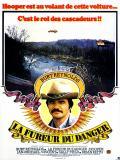 Affiche de La Fureur du danger