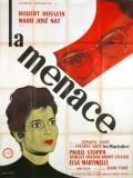 Affiche de La Menace