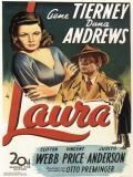 Affiche de Laura