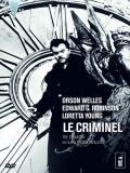 Affiche de Le Criminel