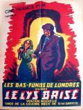 Affiche de Le Lys brisé