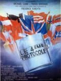 Affiche de Le Quatrième protocole