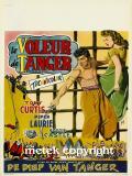 Affiche de Le Voleur de Tanger