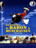 Affiche de Les Aventures du baron de Münchausen