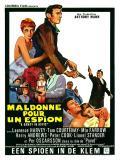 Affiche de Maldonne pour un espion