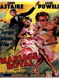 Affiche de Mariage royal