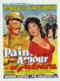 Affiche de Pain, Amour et Jalousie