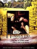 Affiche de Retour à Howards End