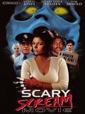 Affiche de Scary Scream Movie