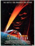 Affiche de Star Trek Insurrection