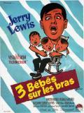 Affiche de Trois bébés sur les bras