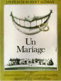 Affiche de Un mariage