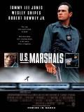 Affiche de US marshals