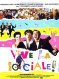 Affiche de Vive la sociale !