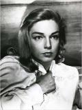 Photo de Simone Signoret