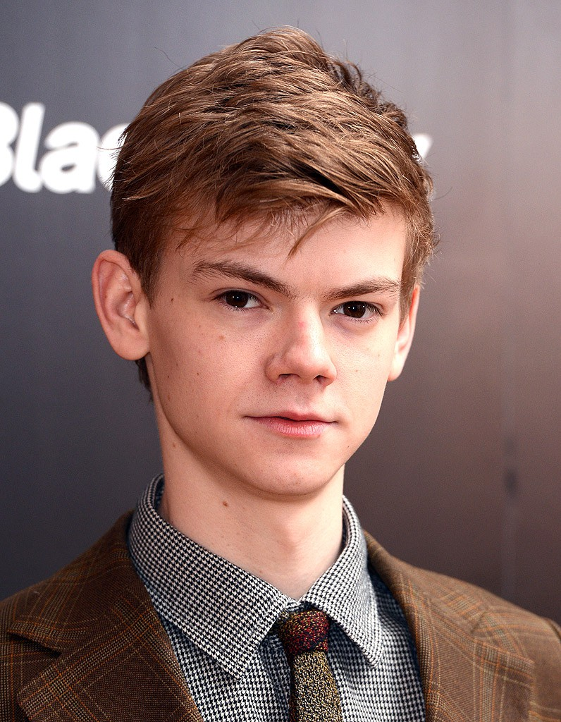 Thomas Brodie-Sangster...