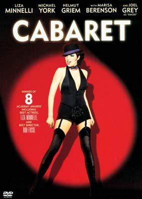 Affiche de Cabaret - Cinéma Passion